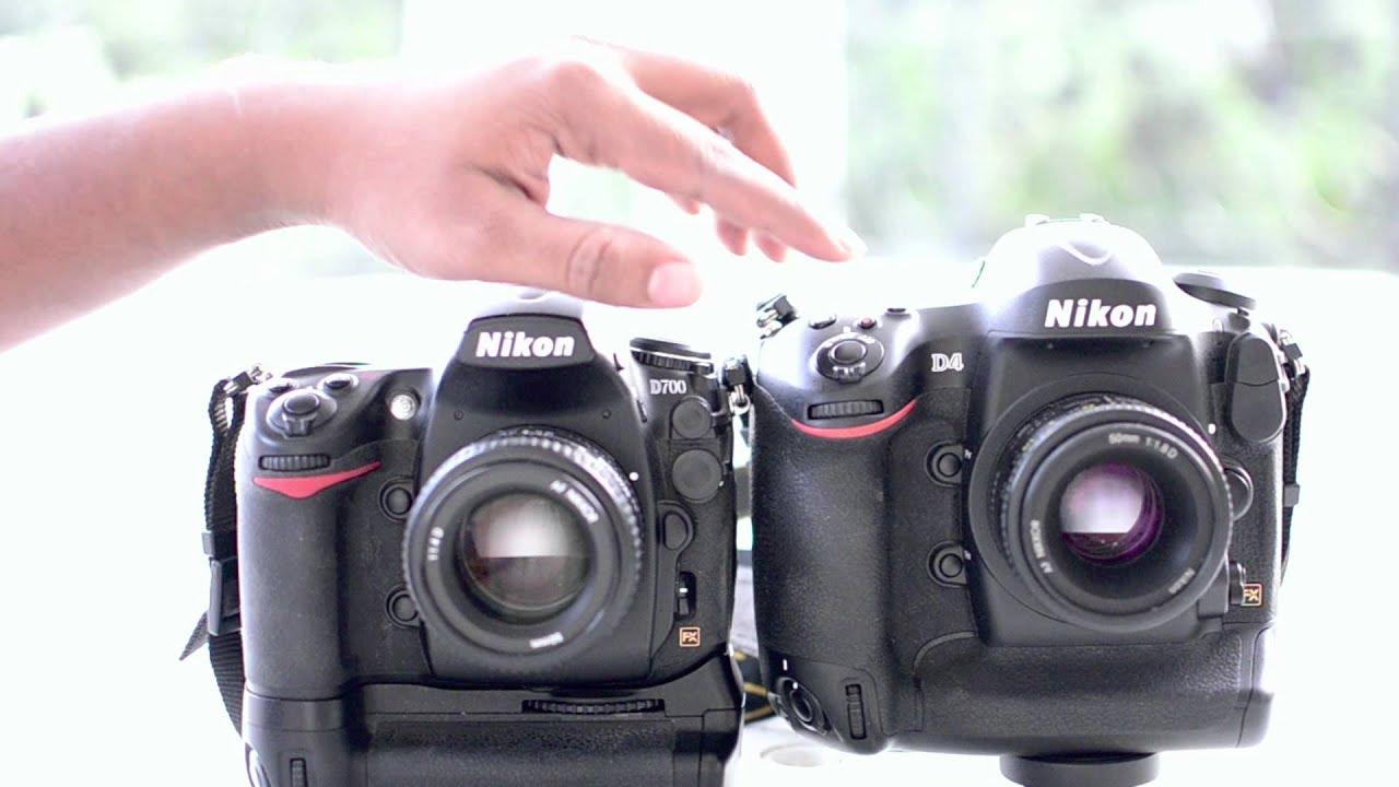 Nikon D700 & D4 fps Test.mov