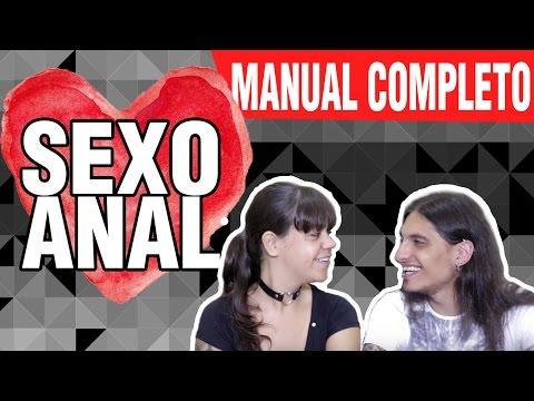 Como fazer SEXO ANAL? - Manual completo de como dar o cu