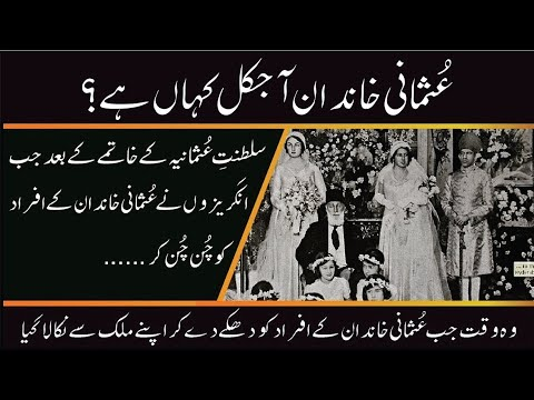 What Happened With Ottomans After the End of Ottoman Empire?Where are Ottomans Nowadays?Urdu & Hindi