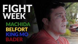 Fight Week: Machida vs Belfort, Bader vs Lawal