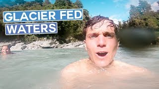 Swimming in New Zealand