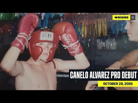 FULL FIGHT   Canelo Alvarez's Pro-Debut (DAZN REWIND)