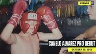 DAZN REWIND | Canelo Alvarez's Pro-Debut (Age 15)