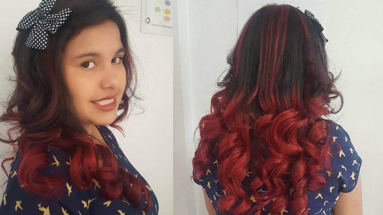 visitando alemán cabello rojo