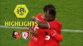 Stade Rennais FC - LOSC (1-0) - Highlights - (SRFC - LOSC) / 2017-18