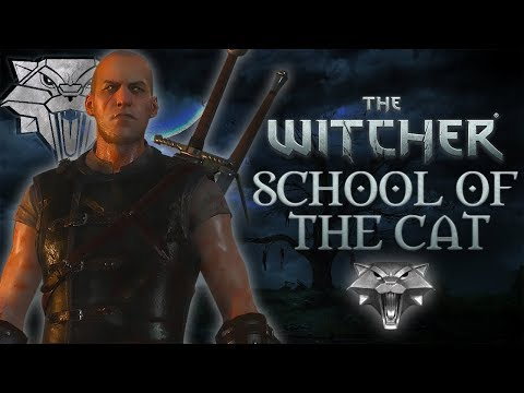 witcher-schools:-school-of-the-cat---witcher-lore---witcher-mythology---witcher-3-lore
