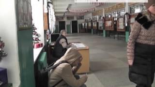 Холодно в школе номер 9. Новозыбков, 10 января 2017 года
