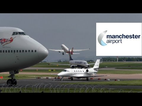 PLANE SPOTTING MANCHESTER AIRPORT 17-8-2016 - THE PLANE&SIMPLE MEET UP!