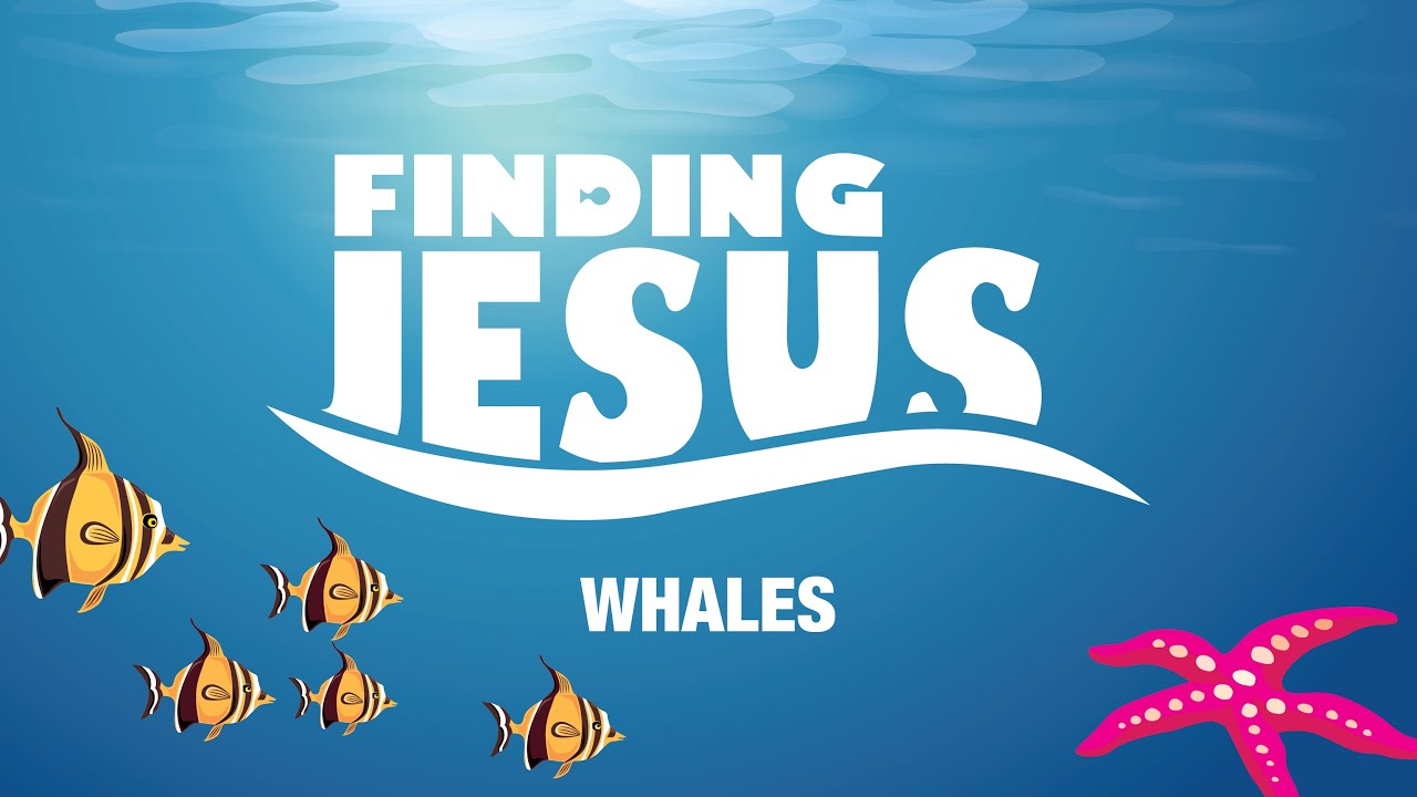 Finding Jesus Under the Sea: Whales