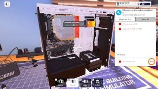 PC BUILDING SIMULATOR - RIPARIAMO I PC DEI NOSTRI CLIENTI - GAMEPLAY ITA