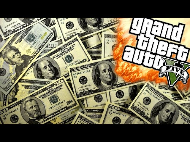 HOEVEEL GELD HEB IK? | GTA 5 Funny Moments