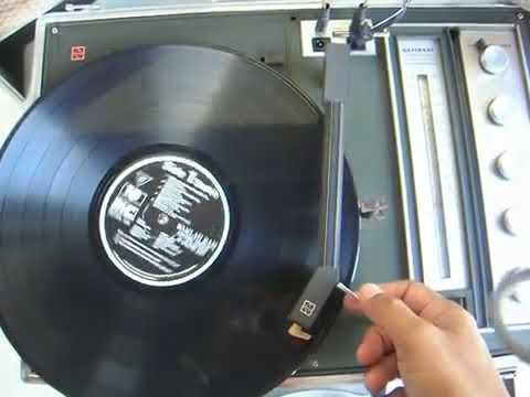 radio piring hitam National model SG760A lagu melayu klasik