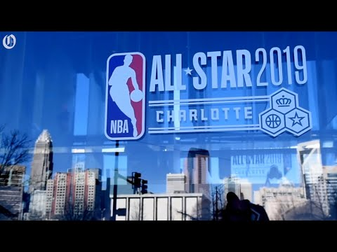 Charlotte welcomes the NBA All-Star game thumbnail