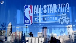 Charlotte welcomes the NBA All-Star game