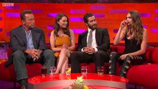 connectYoutube - The Graham Norton Show Season 17 Episode 11