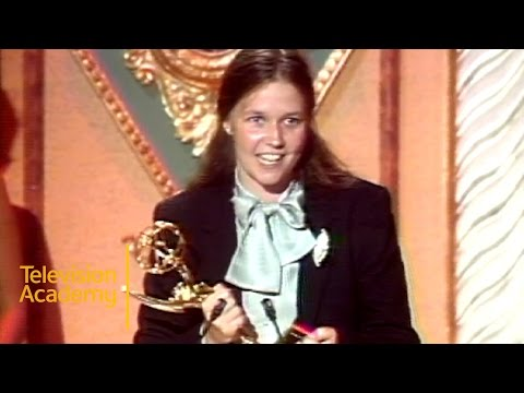 Michele Gallery Wins Outstanding Writing in a Drama Series for LOU GRANT | Emmys Archive (1979)