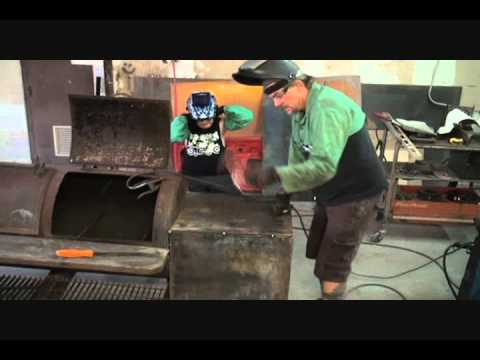 Plate Steel Metal Fabrication-D.I.Y. Mig Welding-Penatration Means Everything!
