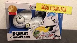 TOY AWARD 2018 - ROBO CHAMELEON von SILVERLIT ROBOT