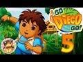 GO DIEGO GO: SAFARI RESCUE Walkthrough Gameplay Part 5 - Magician's defeat [Full HD] No commentary