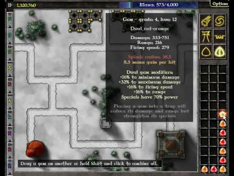 GemCraft chapter 0, supergems demo