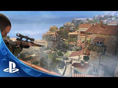 Sniper Elite  4 - Official Teaser Trailer | PS4