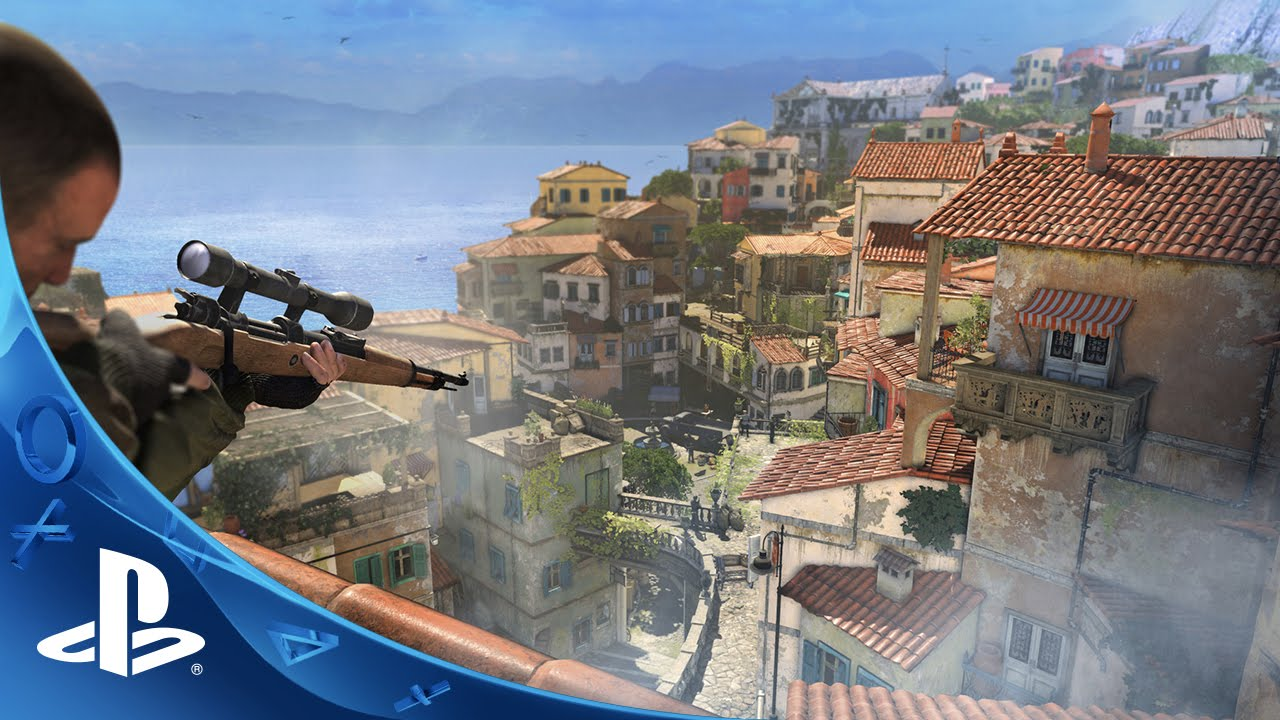 Sniper Elite 4 Launches This Year on PS4 – PlayStation.Blog