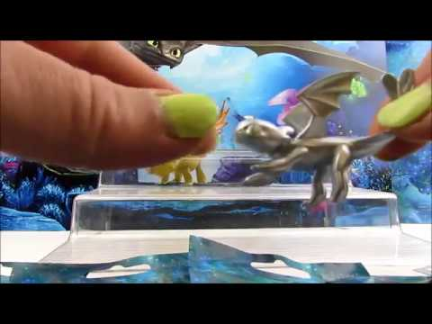 New Wave of HTTYD Mystery Dragons! 55-65