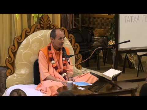 Шримад Бхагаватам 4.13.34 - Бхакти Ананта Кришна Госвами