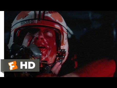 Flight of the Intruder (1/10) Movie CLIP - Shot in the Neck (1991) HD