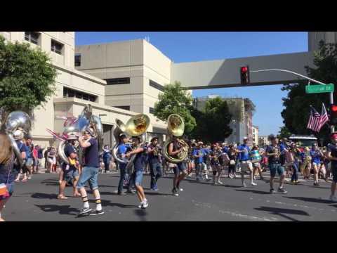Redwood City 4th July Parade