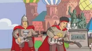 Запрещенный клип Газманов