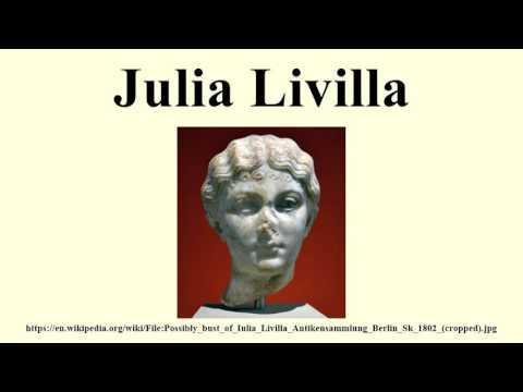 Julia Livilla