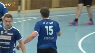 Handball 3. Liga VfL Pfullingen vs. TuS Fürstenfeldbruck