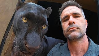 How To Move A Leopard | The Lion Whisperer