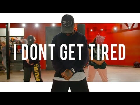Kevin Gates - I Don't Get Tired | Choreography With Taiwan Williams