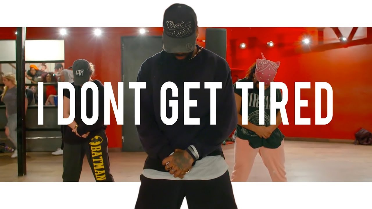 Download Kevin Gates - I Don't Get Tired | Choreography With Taiwan Williams