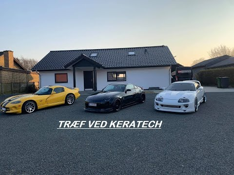 Keratech træf ! prøver GTR med 700 hk !! (BF Lifestyle)