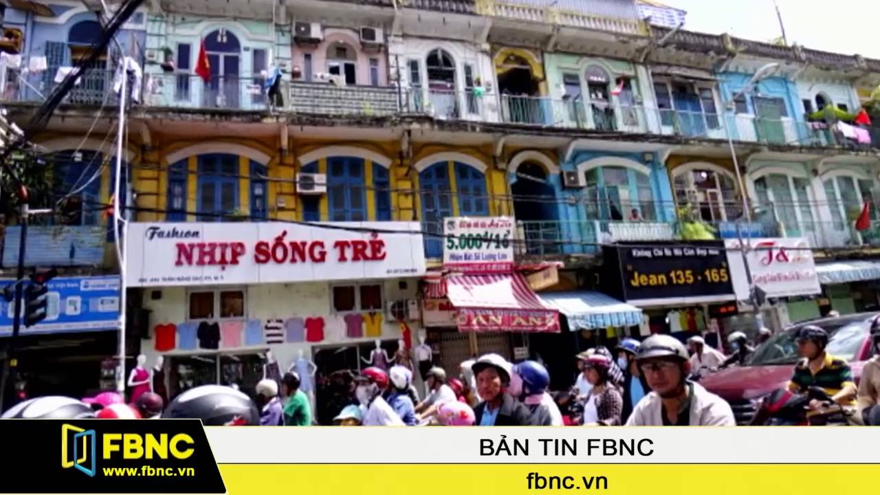 FBNC – TP.HCM : Tính phương án di dời gấp chung cư 440 Trần Hưng Đạo