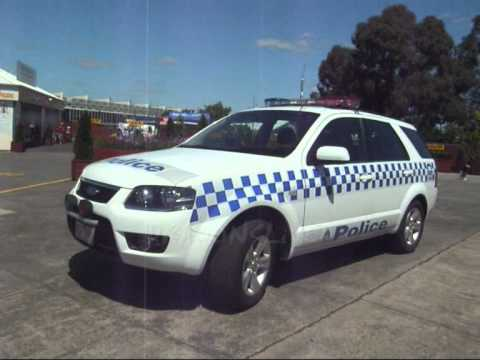 FORD TERRITORY POLICE
