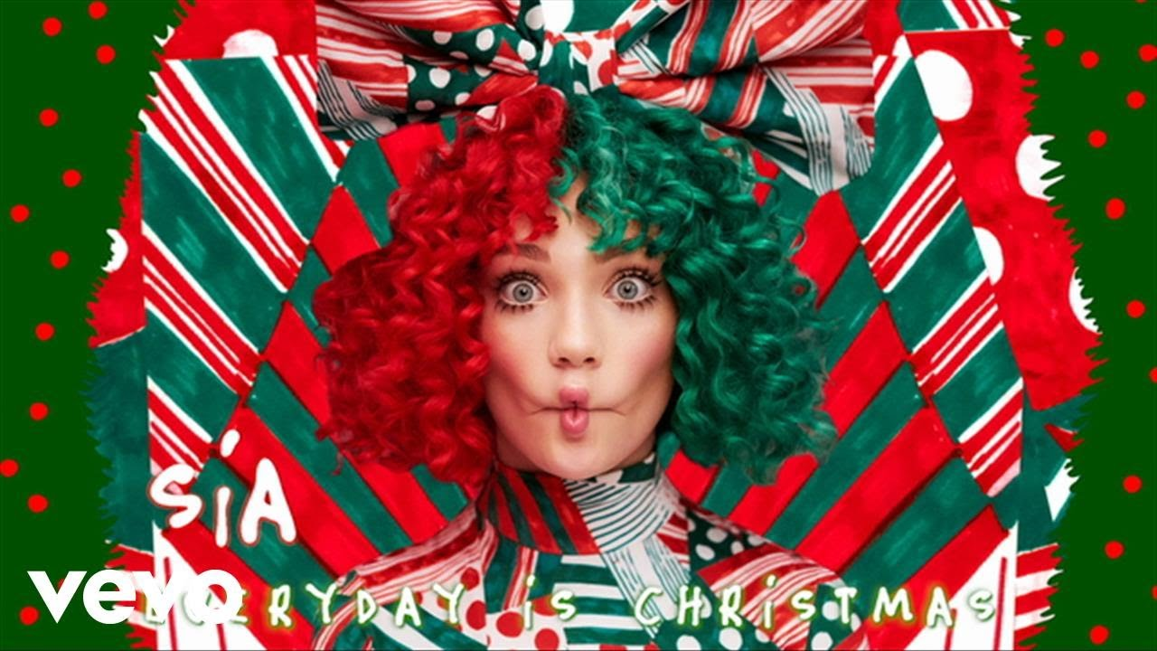 sia everyday is christmas - Pictures For Christmas
