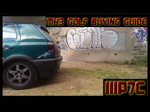 VW GOLF MK3 BUYING GUIDE I Things To Look Out For