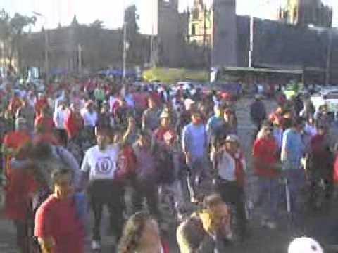 SME Marcha contra la carestía 31ene11.wmv