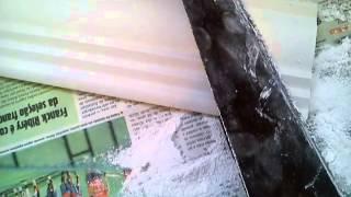 Como colocar molduras de gesso