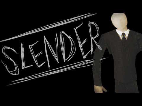 Slender Man Horror Game I scream like Hell!