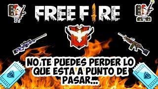 SI NO GANAMOS EL DIA DE HOY EN FREE FIRE PUEDE SER EL FIN.... *ven a verlo ya*