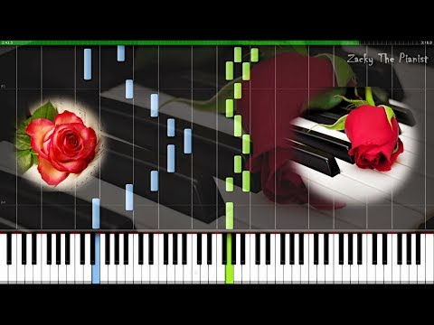 Who Do You Love Piano Sheet