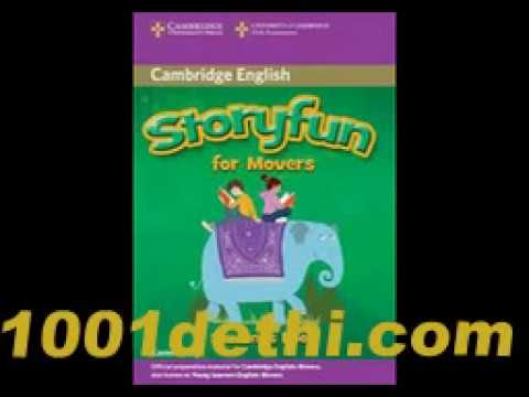 storyfun for movers listening
