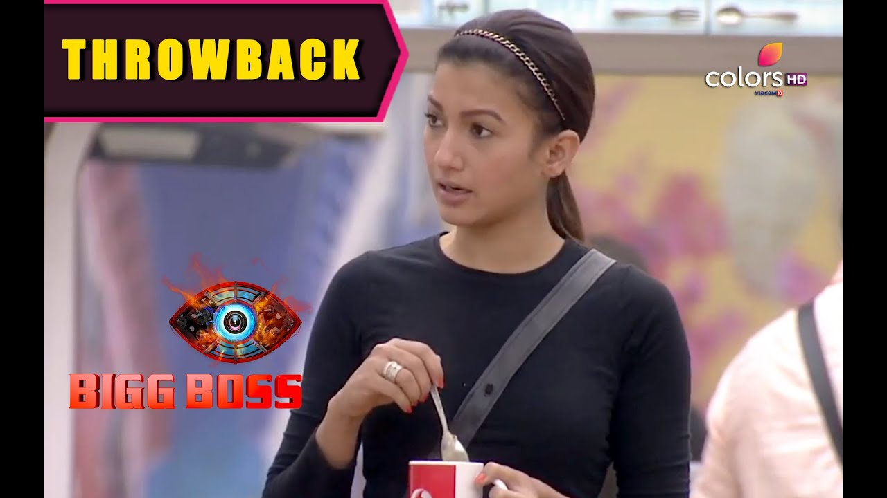Bigg Boss | बिग बॉस | Gauahar Advises Sangram To Stick To One Thing | Throwback