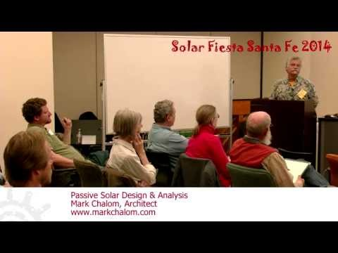 The Math of a Passive Solar Home - Mark Chalom, Architect