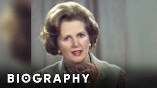 Margaret Thatcher: First Female Prime Minister of Britain   Mini Bio   Biography